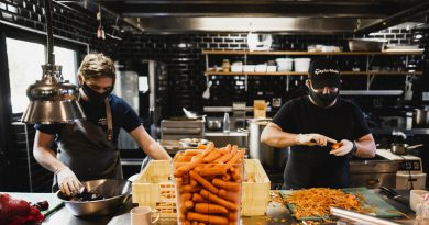 The Culinary Capital forges an equitable future